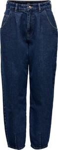 Niebieskie jeansy WARESHOP w stylu casual