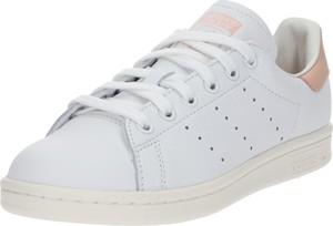 8fe98cd5 Trampki Adidas Originals stan smith ze skóry z płaską podeszwą