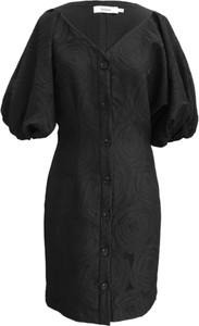 Czarna sukienka Stylein ołówkowa
