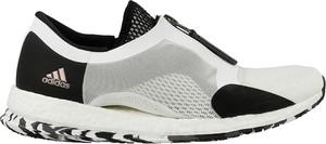 Buty Adidas z płaską podeszwą w sportowym stylu