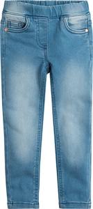 Niebieskie legginsy dziecięce Cool Club