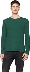 Zielony t-shirt amazon.de z długim rękawem