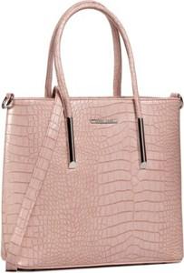 Różowa torebka Jenny Fairy
