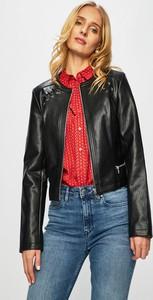 Czarna kurtka Morgan w rockowym stylu