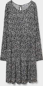 YESSICA C&A Sukienka ciążowa, Czarny, Rozmiar: XS