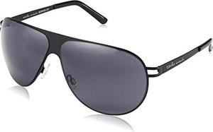 Dorjan carlo monti męska scm103 aviator okulary przeciwsłoneczne - czarny