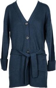 Sweter Lamberto Losani z wełny w stylu casual