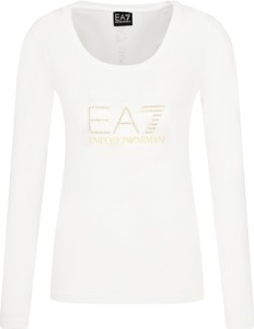 Bluzka Emporio Armani w stylu casual