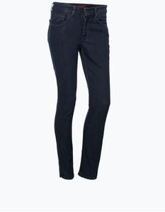 Czarne jeansy Angels w street stylu