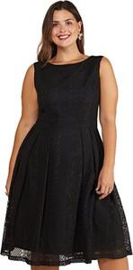 Czarna sukienka Yumi