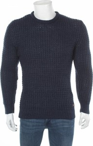 Niebieski sweter Brave Soul