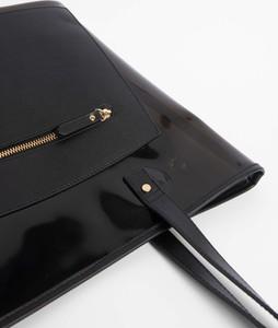 Czarna torebka ORSAY z tkaniny