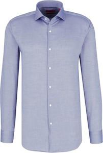 Koszula Hugo Boss w stylu casual z długim rękawem