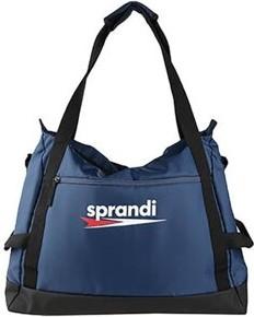 Granatowa torba sportowa Sprandi