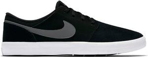 Buty SB Solarsoft Portmore II Nike (black)