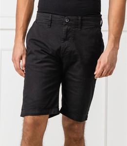 Czarne spodenki Pepe Jeans