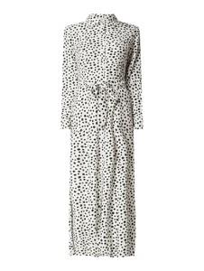 Sukienka EDITED koszulowa maxi