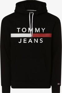 Bluza Tommy Jeans z dzianiny