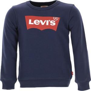 Bluza dziecięca Levis z bawełny