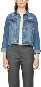 Błękitna kurtka vero moda