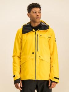 Żółta kurtka Quiksilver