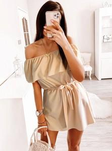 Sukienka Pakuten mini hiszpanka
