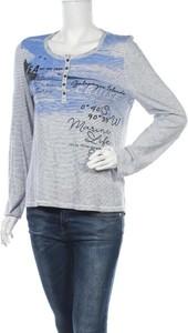 Niebieska bluzka SOCCX w stylu casual