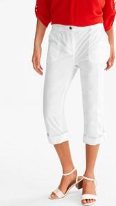 Spodnie CANDA z bawełny