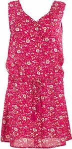 Sukienka Coline na ramiączkach z dekoltem w kształcie litery v