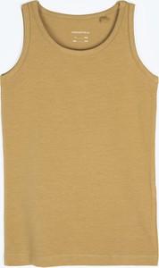 Koszulka dziecięca Gate z bawełny na ramiączkach