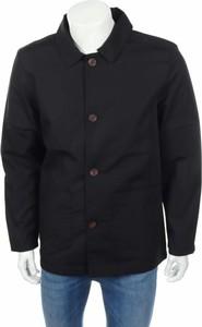 Czarna kurtka Process Black w stylu casual