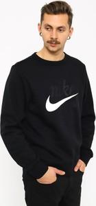 Czarna koszulka z długim rękawem Nike SB z długim rękawem