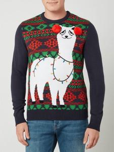 Sweter Montego w bożonarodzeniowy wzór