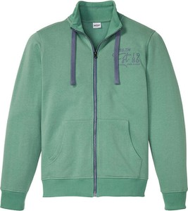 Zielona bluza bonprix