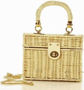 d5162fca9fffdd torebka koszyk na lato - stylowo i modnie z Allani