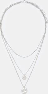 Mohito - Naszyjnik z zawieszkami - Srebrny