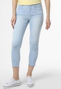 Niebieskie spodnie Anna Montana