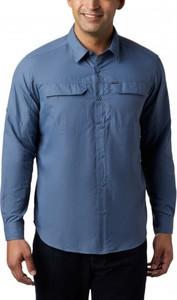 Koszula Columbia w stylu casual z długim rękawem z bawełny