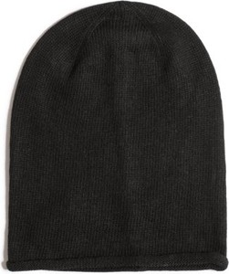 Czarna czapka Gino Rossi