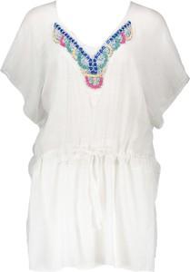Bluzka Inka Brand z krótkim rękawem z bawełny