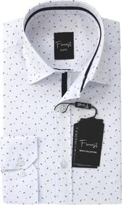 Koszula Finest z bawełny z długim rękawem