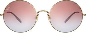 Różowe okulary damskie Ray-Ban