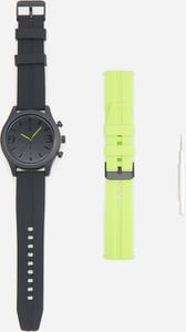Reserved - Zegarek z wymiennymi paskami - Zielony