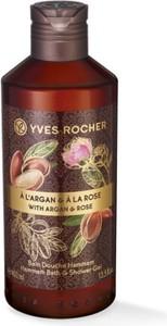 Yves Rocher Orientalny żel pod prysznic i do kąpieli Olejek arganowy & Róża