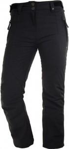 Czarne spodnie sportowe Rehall