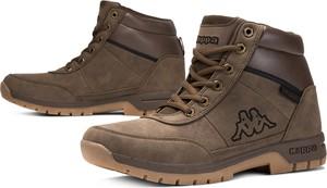 Buty trekkingowe Kappa sznurowane