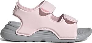 Buty dziecięce letnie Adidas dla dziewczynek