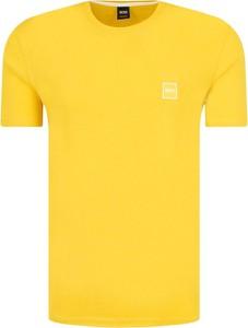 T-shirt BOSS Casual w stylu casual