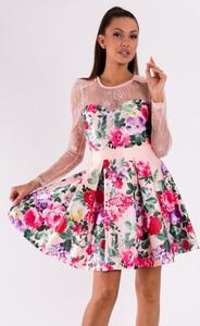 Sukienka Soky&Soka mini rozkloszowana