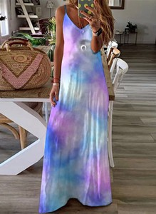 Sukienka Sandbella na ramiączkach